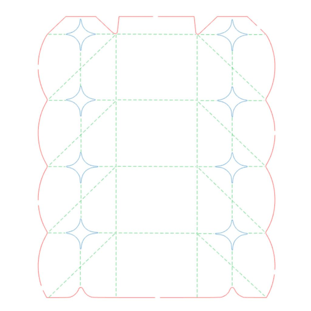 Candy Box template