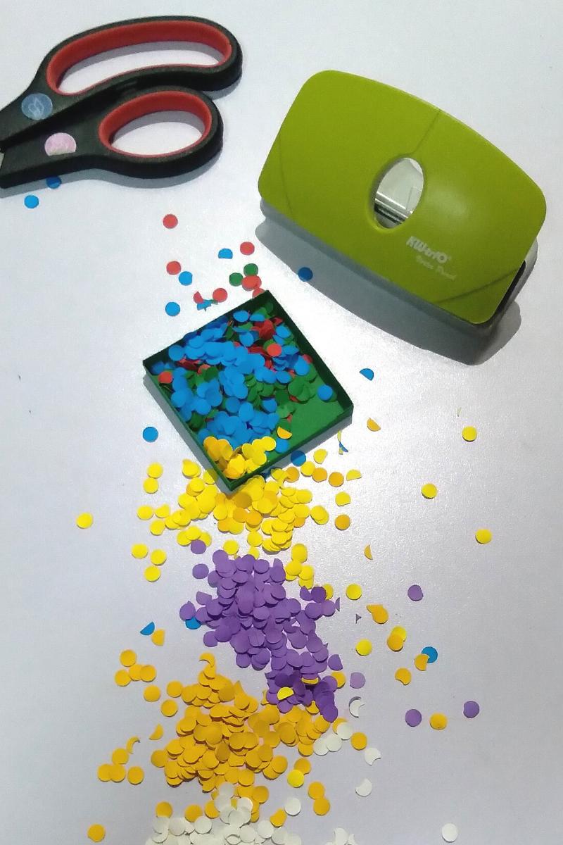 Creative Ways to Reuse Paper Scraps