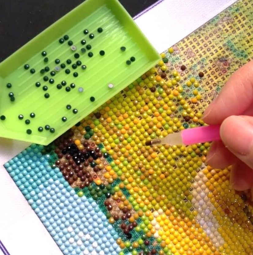 What Can Diamond Painting Do To Your Health