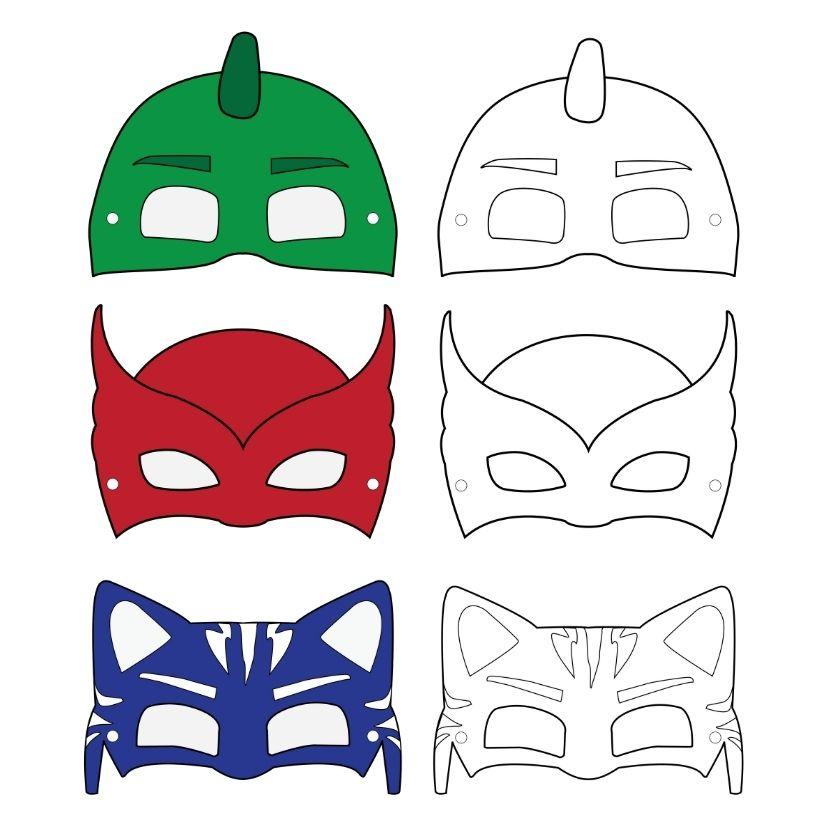 PJ Masks Printable