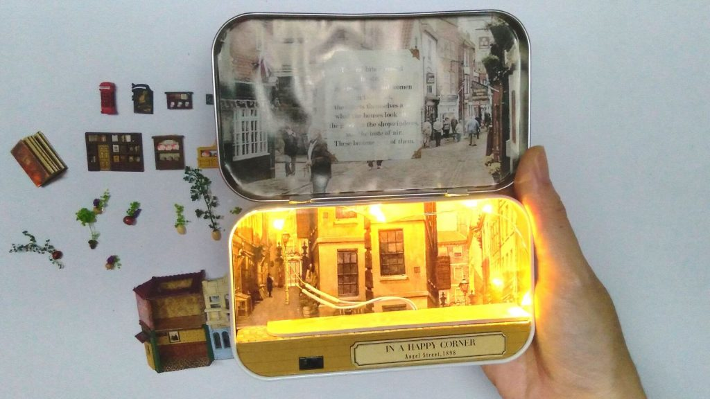 Miniature Box Theater
