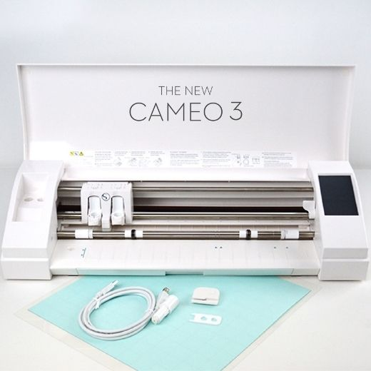 Silhouette Cameo Cut Settings for Paper crafts
