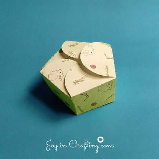 DIY Cookie Box Template