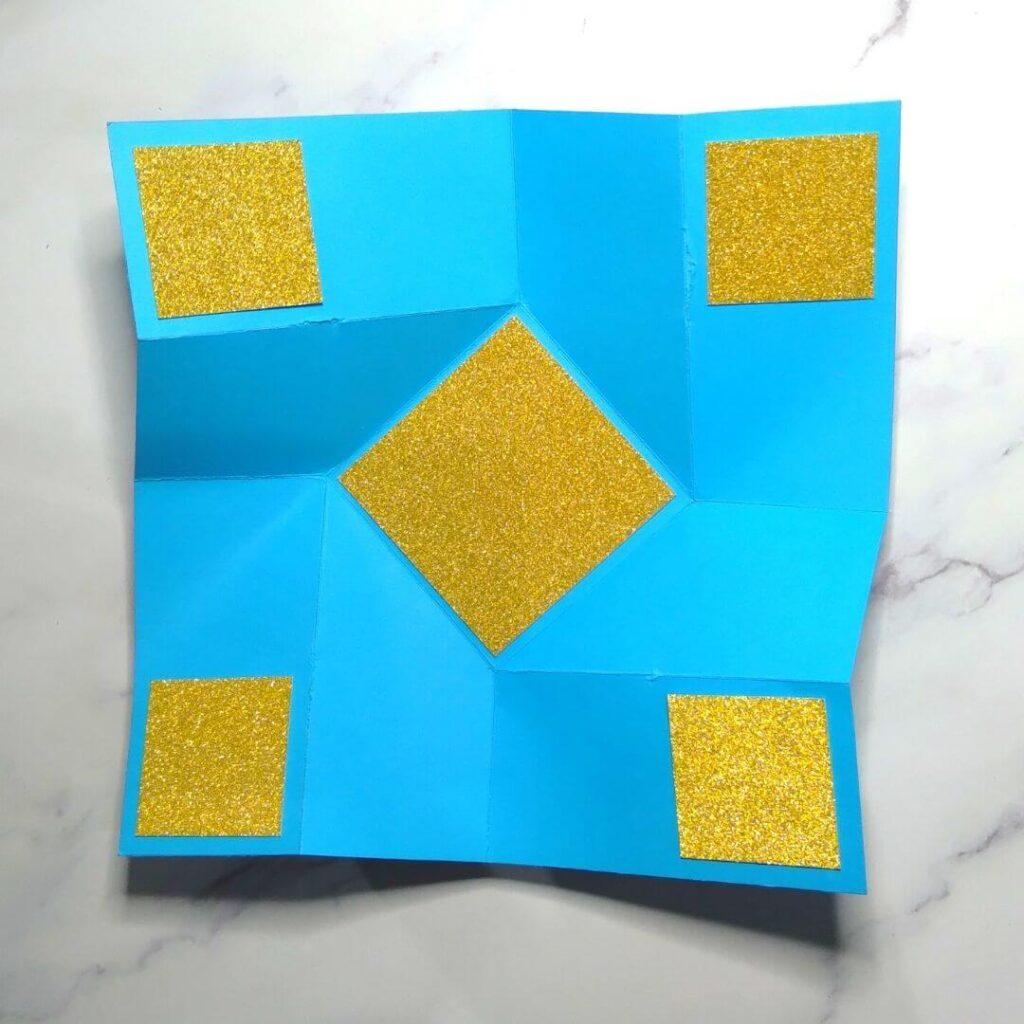 Twist and Fold Card