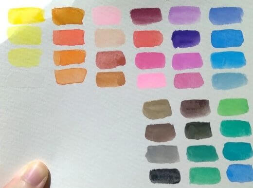 Simbalion Watercolor Review